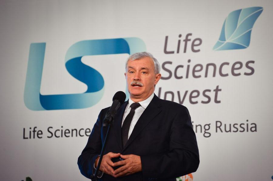 Life Sciences Invest. Partnering Russia